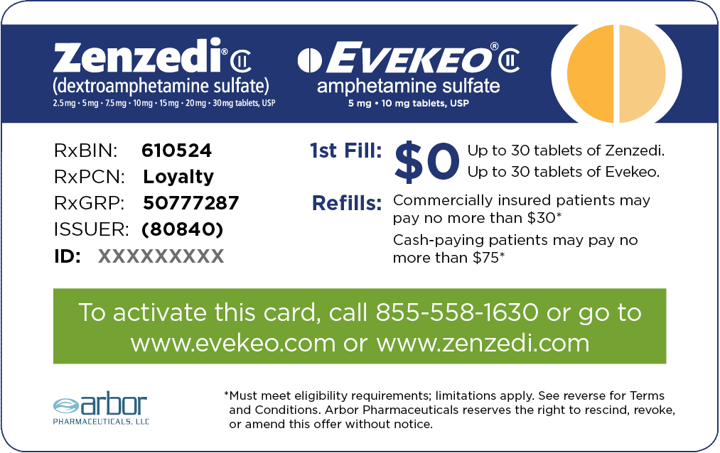 Evekeo Savings Card